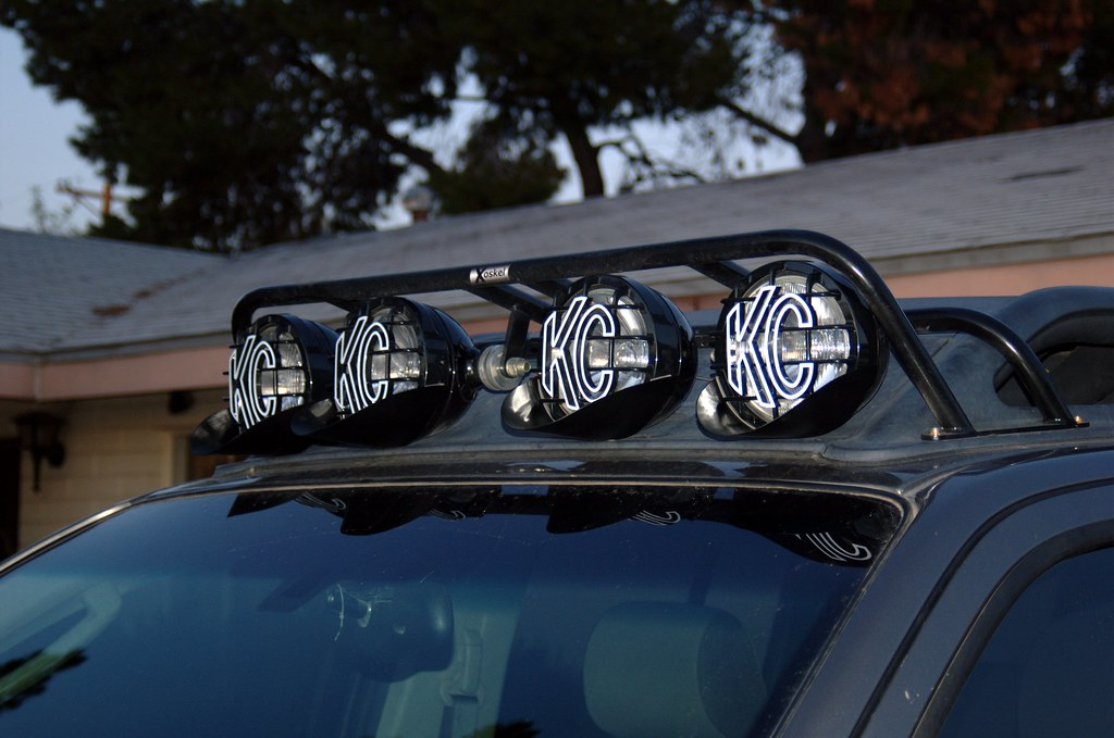 What roof rack light bar is this page 2 nissan xterra forum aloadofball Gallery