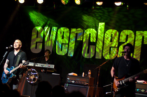 Everclear @ The Independant 11/18/09