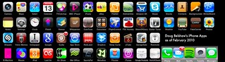 My iPhone apps as of February 2010