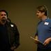 Steve Salt & David Neff hosting ASMC 2