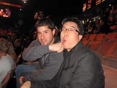 AVP and UFC