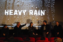 Heavy Rain Launch Event