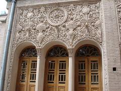 Kashan, Boujeredi House (Prof. Mortel) Tags: iran kashan