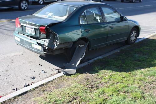 my damaged car