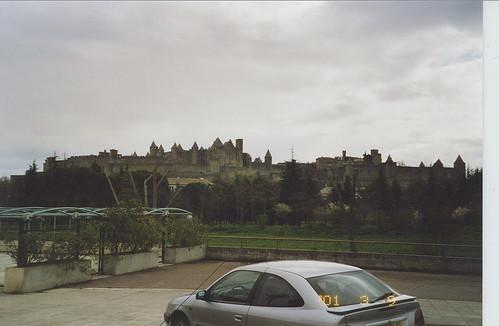 2001-03-09 Carcassonne France (le Citadel du Carcassonne 2)