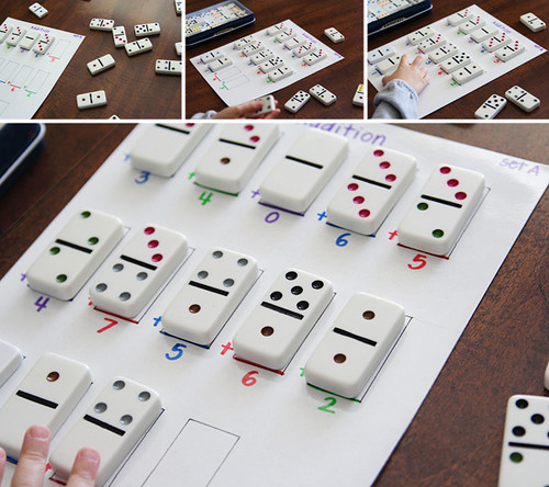 domino addition.
