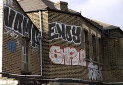 Vamp/Enoy/Shrub/10Foot (delete08) Tags: street urban streetart london graffiti delete