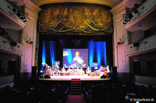 20100219 Panorama Presentación Xira do Xacobeo 2010 - 16