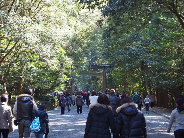 Ise shrine innner shrine