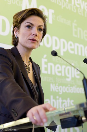 Chantal Jouanno, French Politician and the Junior Minister for Ecology