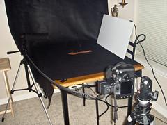 Smoke Art Setup Shot (Jeff Brint) Tags: texas shot sony setup addison dsct50