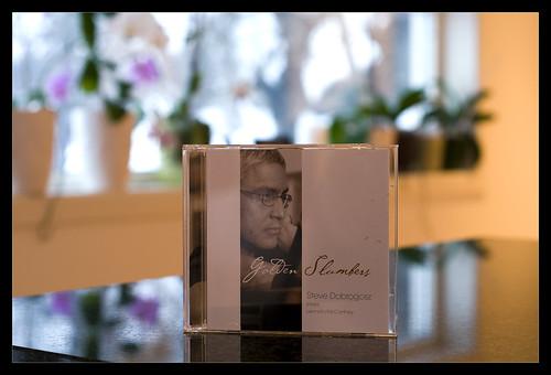 Steve Dobrogosz - Golden Slumbers [CLP CD 112]
