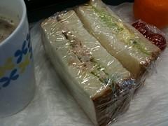 100224 サンドイッチ