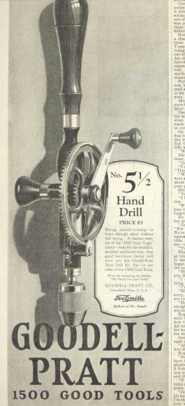 goodell pratt 1924