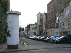 Lbeck (Metro Centric) Tags: pillar luebeck lbeck lubeck