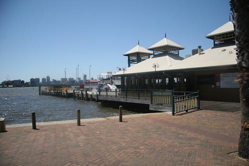 South Perth Ferry terminus