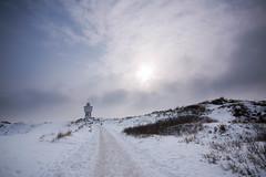 Der alte Wasserturm auf Langeoog