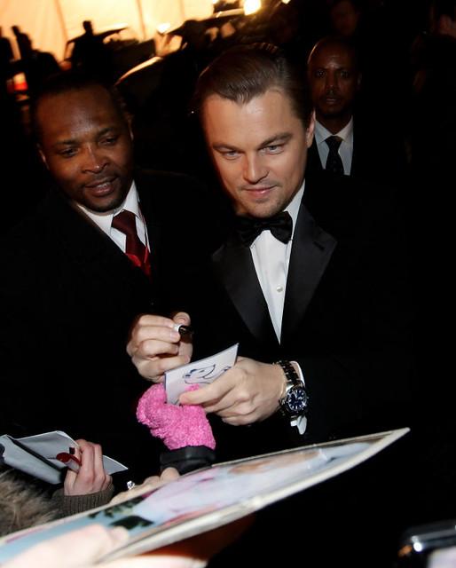 Berlin 2010 - Leonardo DiCaprio by RockTheCarpet