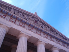 east pediment