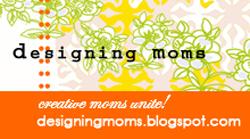 designing moms banner