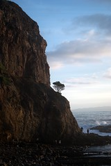Cliff on Abalone Cove (roshweb) Tags: losangeles abalonecove ranchopalosverdes dpssilhouettes