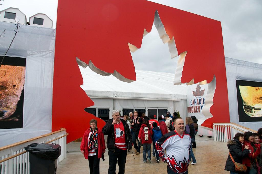 Molson Canada Hockey House