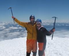 Volcano Villarrica Summit