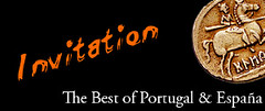 The Best of Portugal & España - Invitation