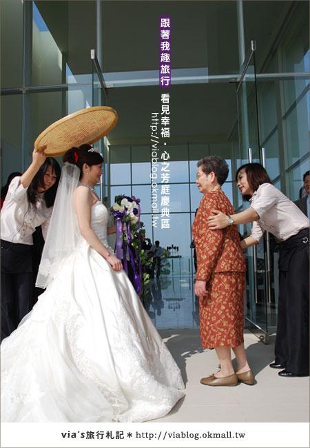 【心之芳庭】幸福婚禮登場~台中心之芳庭慶典區21