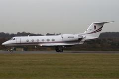 N100HG - 1026 - Harbour Group Industries - Gulfstream IV - Luton - 091111 - Steven Gray - IMG_4554