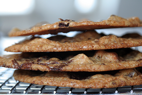 thin cookies