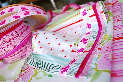 Making an Evelyn Apron Skirt with Nicey Jane, Yay!