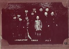 Image titled Coronation Chums, Cathcart, 1937.