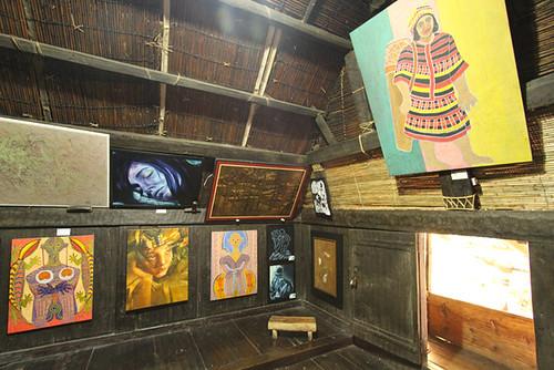 Tam-Awan Village Art Gallery