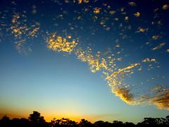 Sunset (ophiel) Tags: bush australia beaufort doof rainbowserpent