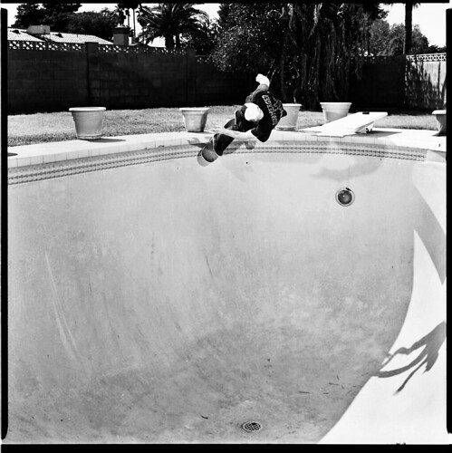 Mitch Back Smith Deep End Film