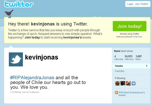 kevin twitter