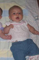 Vivianne (4 months)