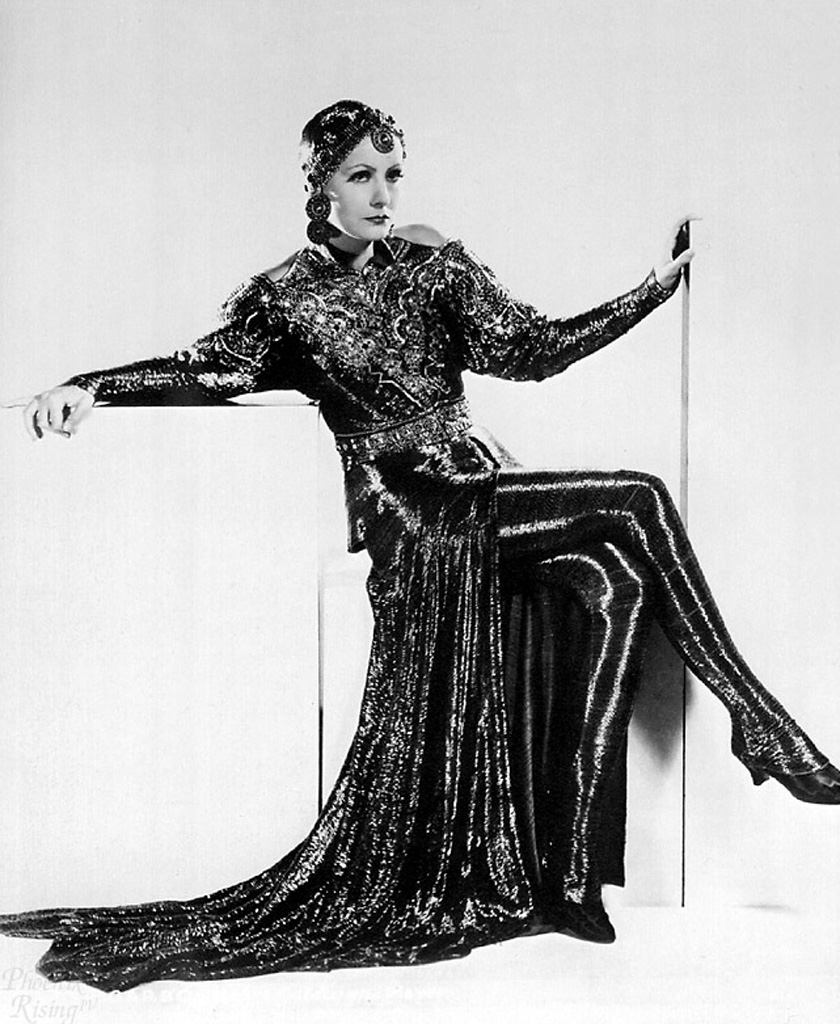 Greta Garbo as Mata Hari