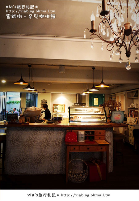 【第36個故事】我在台北富錦街‧朵兒咖啡館16