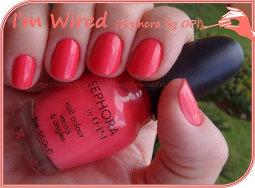I\'m Wired - Sephora by OPI - a photo on Flickriver