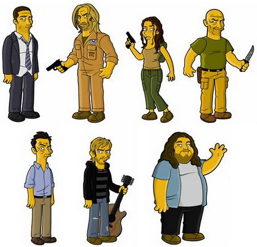 simpsonized_lost