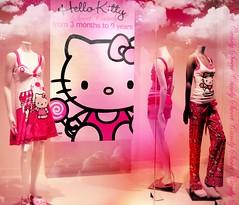 Pinky Clouds .. Pinky Dreams (S  e  t .. C    y ) Tags: hello kitty pinky clauds dreams 2007 sweeta stor oysho