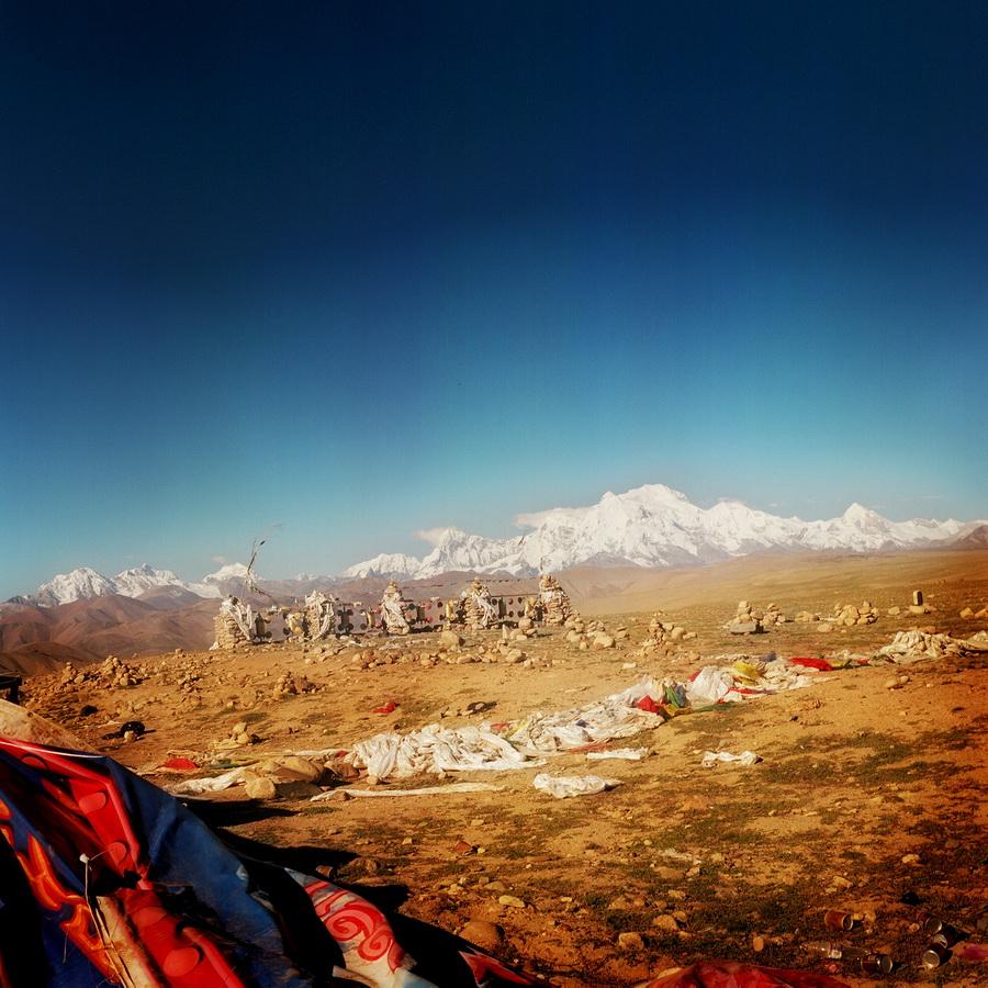 Tibet, archives, film, 2005,58930009