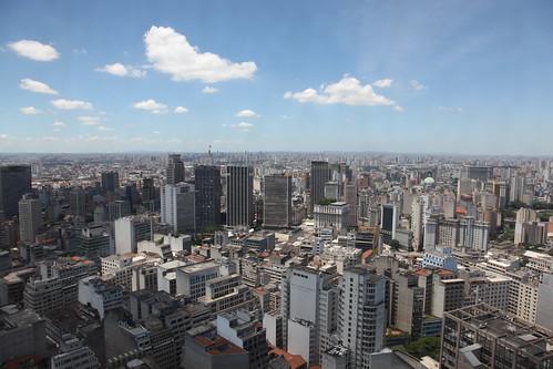 Vista Parcial - São Paulo - Brasil