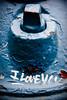 Dirty Love (Justin Korn) Tags: sanfrancisco blue love graffiti rust mess grunge rusty myfav dirty explore note dirt firehydrant messy iloveyou filth grungy explored blogjustinkorncom deletedbydeletemeuncensored myfav2010