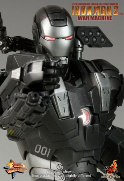 Hot Toys War Machine 1:6