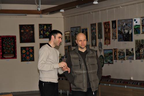 Jake & Pastor Misha