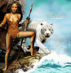 Jennifer Lopez - Valquiria (BETHGON blends) Tags: jennifer lopez jlo blend valquiria bethgon