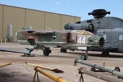 Mig-23 Flogger - in part outside of Restoration
